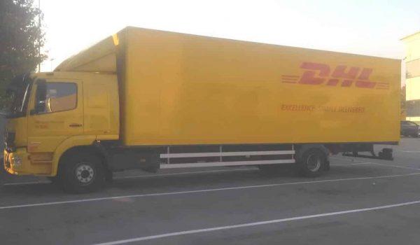 Preparation of isothermal vans for truck, van and industrial vehicle crowns