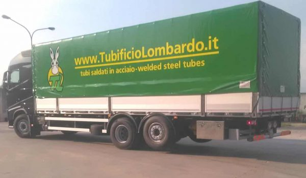 Creation of open bodies for truck, truck, van and industrial vehicle ribs.